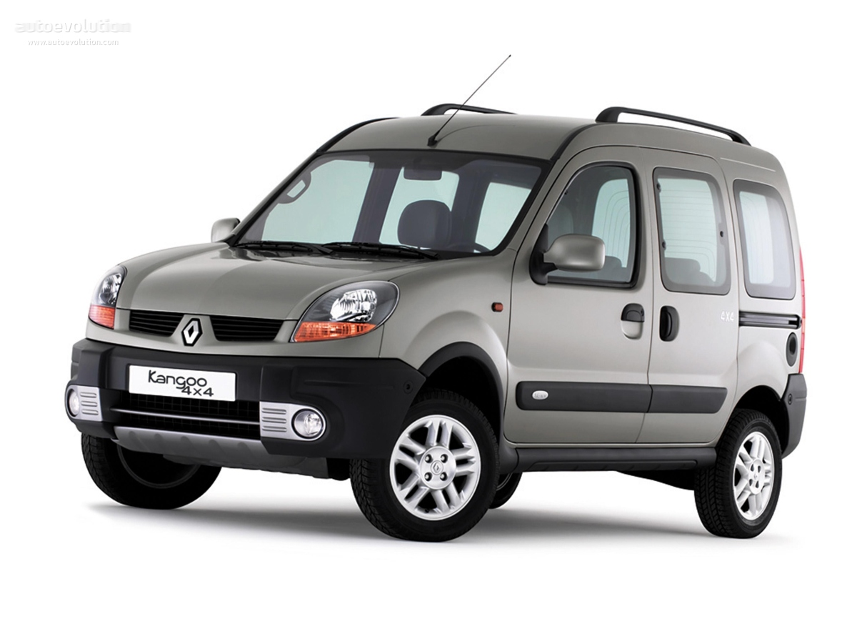 renault kangoo 4x4 courtage automobile. Black Bedroom Furniture Sets. Home Design Ideas