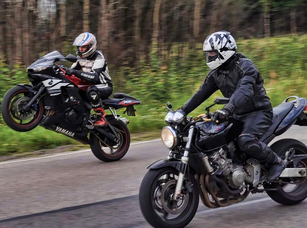 assurance scooter-scooter ou moto- qui est le plus dangereux