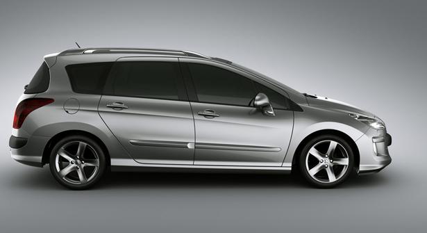 Peugeot 308 SW Family
